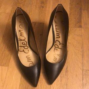 Sam Edelman 9.5W black heels